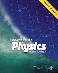 Conceptual Physics 10th edition Paul Hewitt